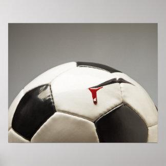 Balón de fútbol 3 poster