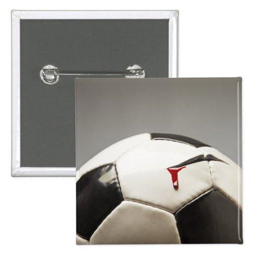 Balón de fútbol 3 pins