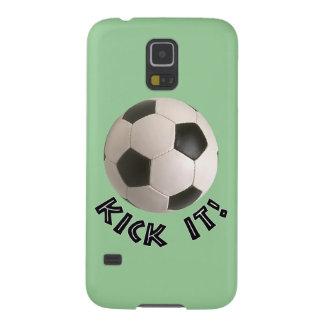 balón de fútbol 3D Carcasas De Galaxy S5