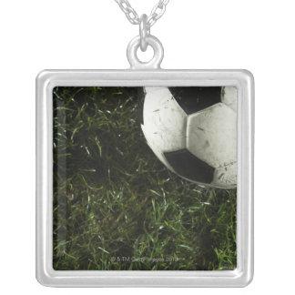 Balón de fútbol 4 colgante cuadrado
