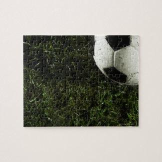 Balón de fútbol 4 rompecabezas