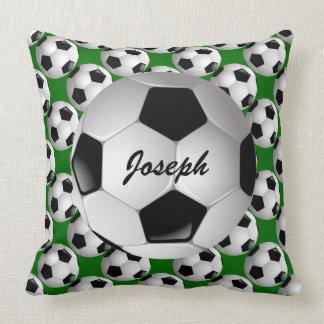 Balón de fútbol adaptable cojines