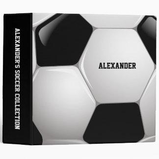 """Balón de fútbol adaptable del fútbol carpeta 2"""""""