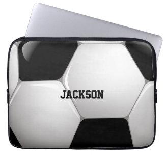 Balón de fútbol adaptable del fútbol mangas computadora