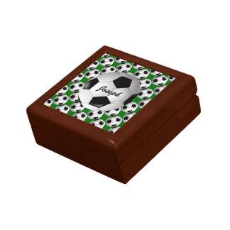 Balón de fútbol adaptable cajas de regalo