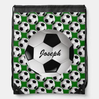 Balón de fútbol adaptable mochila