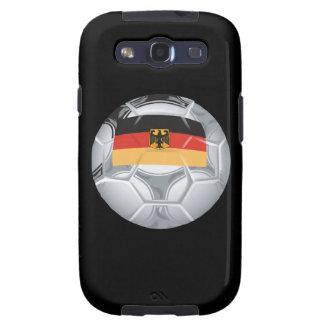 Balón de fútbol alemán samsung galaxy s3 carcasa