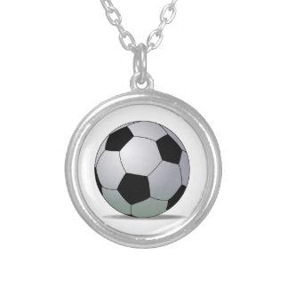 Balón de fútbol americano del fútbol de asociación colgante redondo