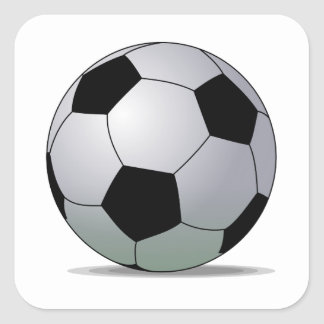 Balón de fútbol americano del fútbol de asociación colcomania cuadrada