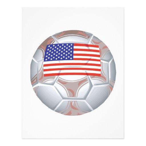 Balón de fútbol americano tarjeton