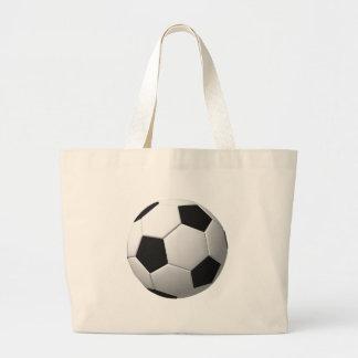 Balón de fútbol bolsas de mano