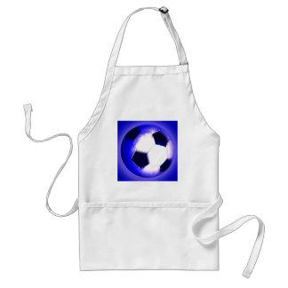 Balón de fútbol - bola del fútbol delantal
