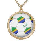 Balón de FÚTBOL BRASIL equipo campeón del mundo Grimpola