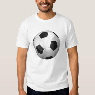 Balón de fútbol - CAMISETA Poleras