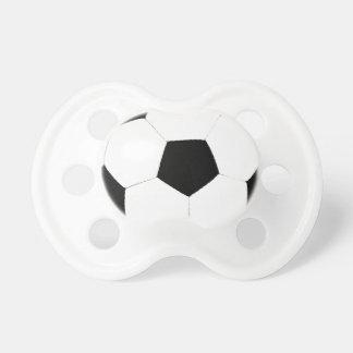 Balón de fútbol chupetes de bebé