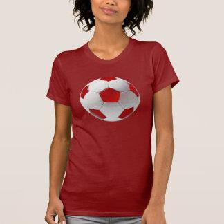 Balón de fútbol danés del fudbold de Dinamarca Camisetas
