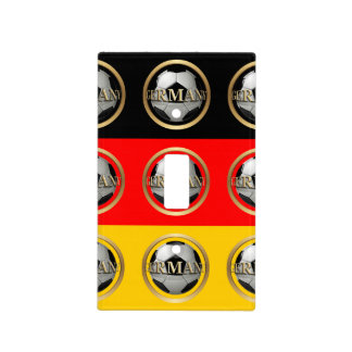 Balón de fútbol de Alemania Cubierta Para Interruptor