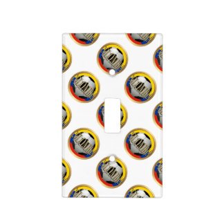 Balón de fútbol de Colombia Cubiertas Para Interruptor