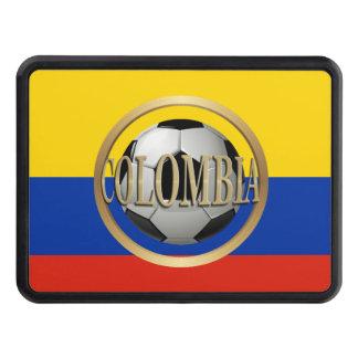 Balón de fútbol de Colombia Tapas De Tráiler
