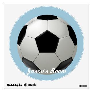 Balón de fútbol de encargo vinilo adhesivo