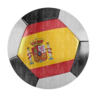 Balón de fútbol de España Tabla Para Cortar