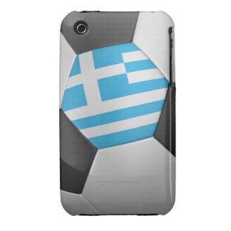 Balón de fútbol de Grecia iPhone 3 Cobertura