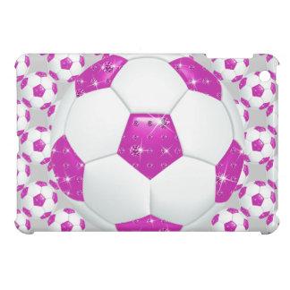 Balón de fútbol de las rosas fuertes de las piedra