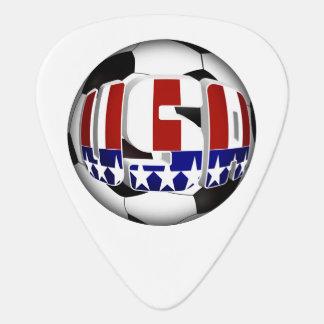 Balón de fútbol de los E.E.U.U. Plectro