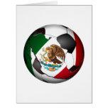 Balón de fútbol de México Tarjeton