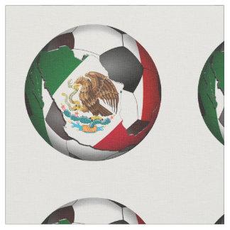 Balón de fútbol de México Tela