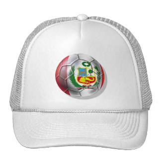Balón de fútbol de Rojiblanca del La de Blanquirro Gorras
