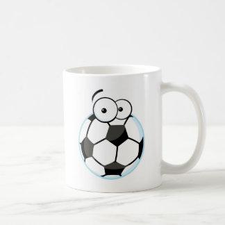 Balón de fútbol de Sammy Taza De Café
