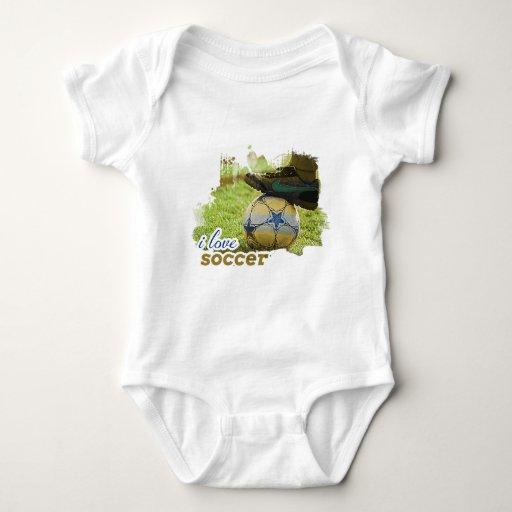 Balón de fútbol de SocceriGuide T-shirt