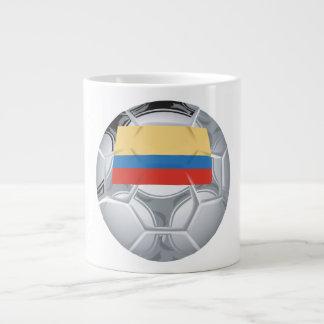 Balón de fútbol del Ecuadorian Tazas Extra Grande