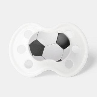 Balón de fútbol/del fútbol chupetes de bebe
