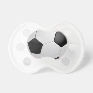Balón de fútbol/del fútbol chupete de bebé