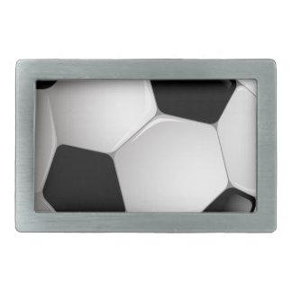Balón de fútbol del fútbol hebilla cinturon