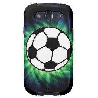 Balón de fútbol samsung galaxy SIII funda