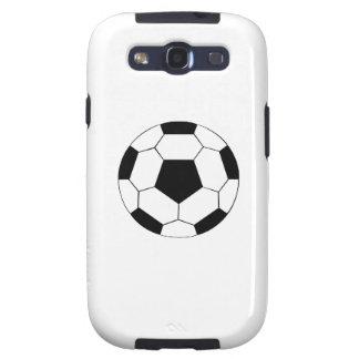 Balón de fútbol galaxy s3 cárcasa