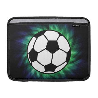 Balón de fútbol fundas macbook air