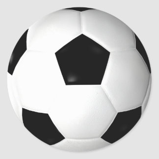 Balón de fútbol fútbol etiquetas