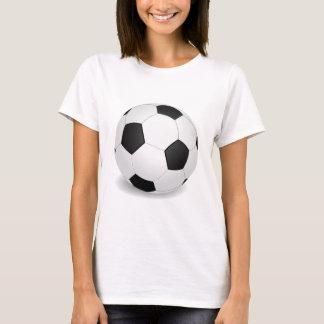 Balón de fútbol (fútbol) playera