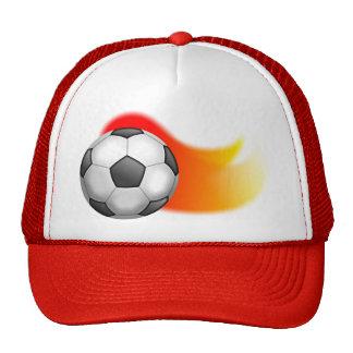 Balón de fútbol gorro
