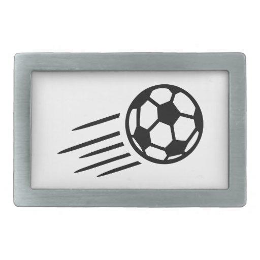 Balón de fútbol hebillas cinturón