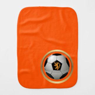 Balón de fútbol holandés león holandés en el nara