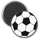 Balón de fútbol iman para frigorífico