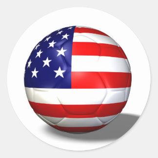 balón de fútbol los E E U U