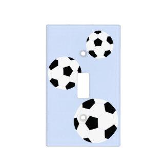 Balón de fútbol placa para interruptor
