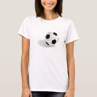 Balón de fútbol playera