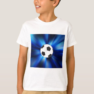 Balón de fútbol poleras